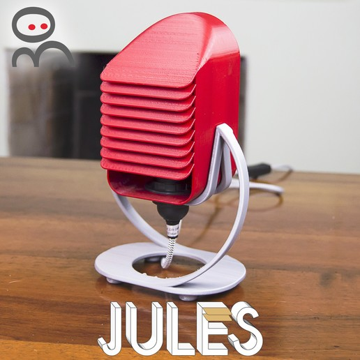 Télécharger fichier STL JULES • Modèle à imprimer en 3D, CKLab