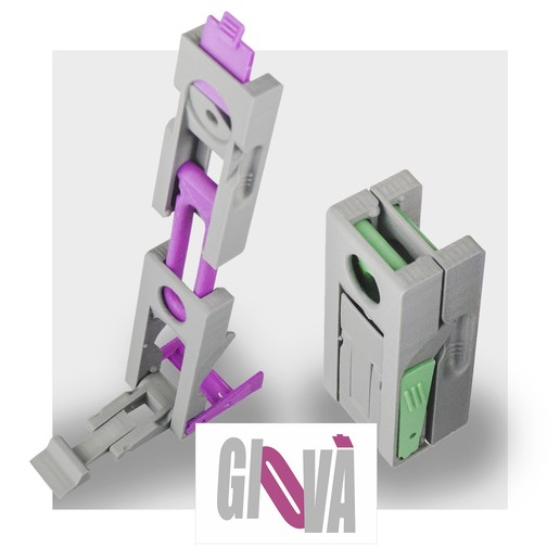Download 3D printing templates GIOVà - Folding  stand, CKLab
