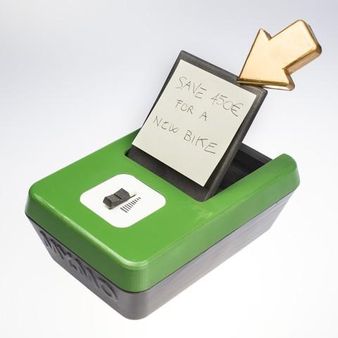_MG_6608.jpg Télécharger fichier STL gratuit MON MO - faire un vœu et économiser de l'argent pour le réaliser. • Design pour impression 3D, CKLab