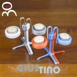 cover.jpg Download STL file Giustino • 3D print template, CKLab