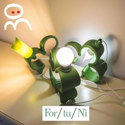 cover.jpg Download STL file FortuNì • 3D printable template, CKLab
