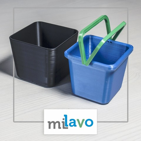 Free 3D model Milavo, CKLab