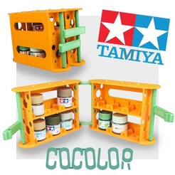 Download 3D printing designs COCOLOR - for TAMIYA and MR.HOBBY acrylic colors, CKLab