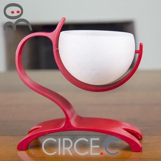 Download STL file Circe.C • Object to 3D print, CKLab