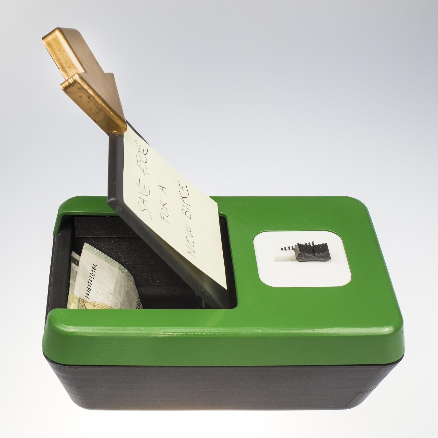 _MG_6609.jpg Télécharger fichier STL gratuit MON MO - faire un vœu et économiser de l'argent pour le réaliser. • Design pour impression 3D, CKLab