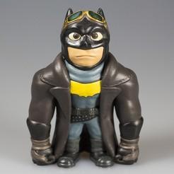 Descargar archivos 3D gratis Batman (Easy print no support) , CKLab