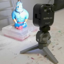 Download free 3D printing models Mini Tripods, CKLab