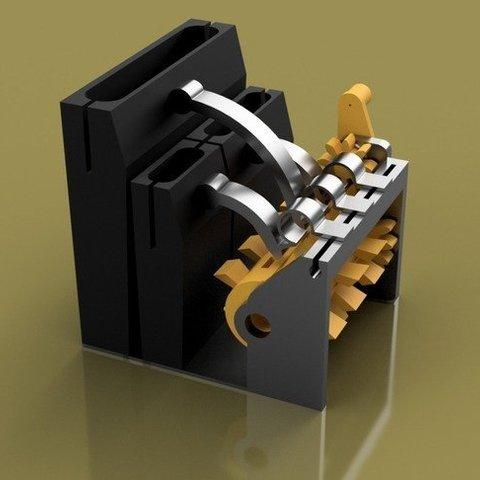 Free 3D model Rhythm Cube Machine V2, franciscoczapski