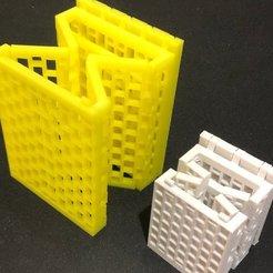 Télécharger fichier impression 3D gratuit Boîte pliante (entièrement assemblée), franciscoczapski