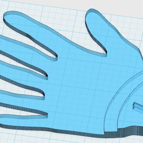 hand6_display_large.jpg Download free STL file Fly Killer • 3D printing model, Cisco3D