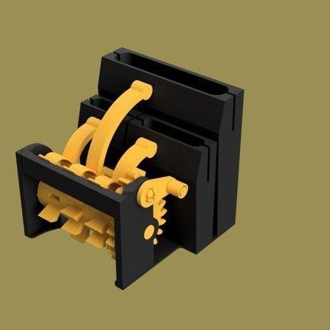 Free 3D model Rhythm Cube Machine, franciscoczapski