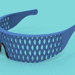Free 3D printer designs Apex 03 SunShades, franciscoczapski