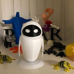 Free 3D printer files Magnetic Eva, franciscoczapski