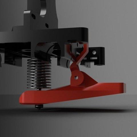 22856435f6ab0e56493a8e9c8ccccb71_display_large.jpg Télécharger fichier STL gratuit Ventilateur plat 40mm pour Mendel90 • Design imprimable en 3D, franciscoczapski