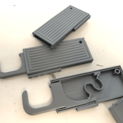 Download free 3D print files NoTouchTool - Retractable Spring Loaded, franciscoczapski
