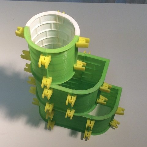 photo_display_large.jpg Download free STL file 10,000 Castles • 3D printer object, franciscoczapski