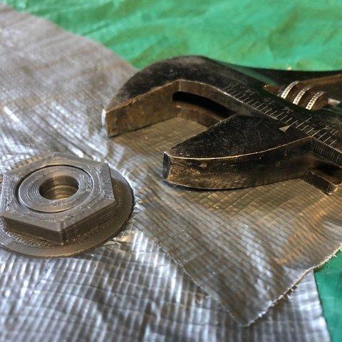 Download free 3D print files Screw Assembly Tarp Grommet, franciscoczapski