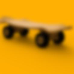 Télécharger objet 3D gratuit FingerBoard II, franciscoczapski