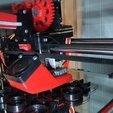 Download free STL files Fan Bed 40mm for Mendel90, franciscoczapski