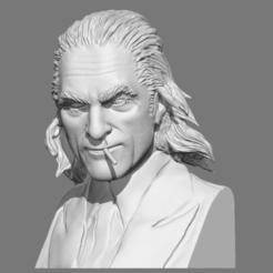 Download 3D model Joker 2019 Movie - Joaquin Phoenix Bust, walterdem
