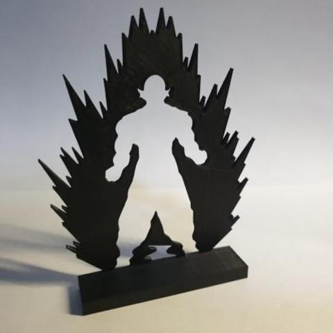 Download free 3D printer files Piccolo Base Decoration, Magnus_Jewel