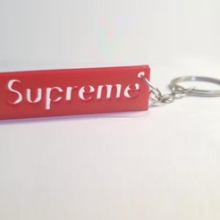 Download free STL files Supreme keychain, Magnus_Jewel