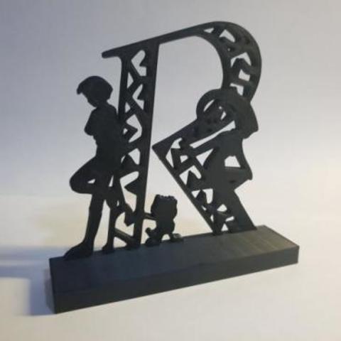 Télécharger fichier imprimante 3D gratuit Team Rocket 7ème génération de décoration de base, Magnus_Jewel