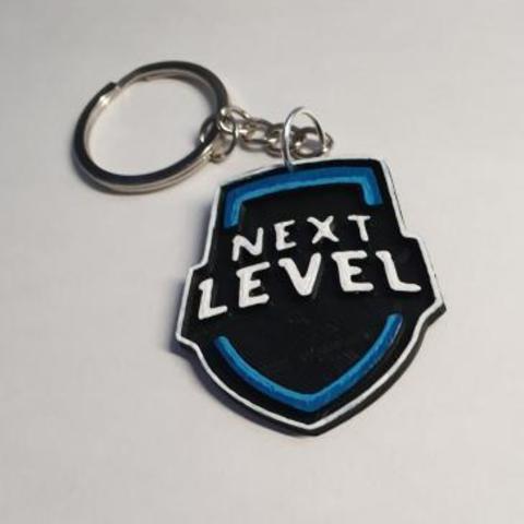 Download free 3D printer templates Next level keychain, Magnus_Jewel