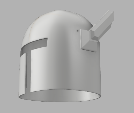 Screen Shot 2019-10-02 at 10.21.31 AM.png Download free STL file 3D Printable Helmet • Object to 3D print, Logtrimmer