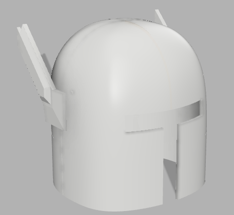 Screen Shot 2019-10-02 at 10.21.03 AM.png Download free STL file 3D Printable Helmet • Object to 3D print, Logtrimmer