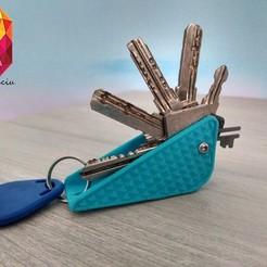 Télécharger objet 3D Porte-clés, DinuSuciu