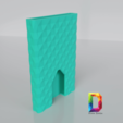 Download 3D printing files Card Wallet with money clips, DinuSuciu