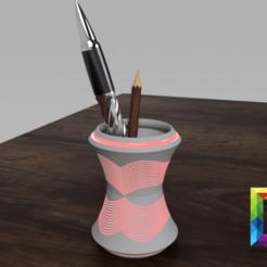 enviroment_2020-Apr-26_05-37-10PM-000_CustomizedView14599477002.png Télécharger fichier STL porte-stylo • Modèle imprimable en 3D, DinuSuciu