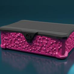 tool box R (7).png Download OBJ file tool box • 3D printing design, DinuSuciu