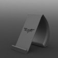 Télécharger fichier imprimante 3D Support téléphonique BATMAN, IceKiwi