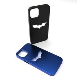 untitled.170.jpg Télécharger fichier STL iPhone 12 Pro Max Batman Case • Objet pour impression 3D, IceKiwi