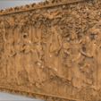 Descargar archivo 3D gratis marco medieval cnc lady, CNC_file_and_3D_Printing