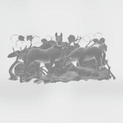 Descargar modelo 3D gratis Enrutador cnc para caballos y familias, CNC_file_and_3D_Printing