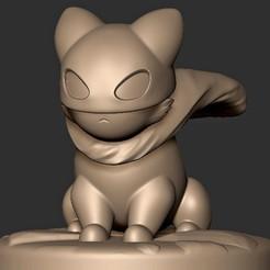 234567.jpg Télécharger fichier OBJ BATCAT Chibi • Objet imprimable en 3D, MatteoMoscatelli