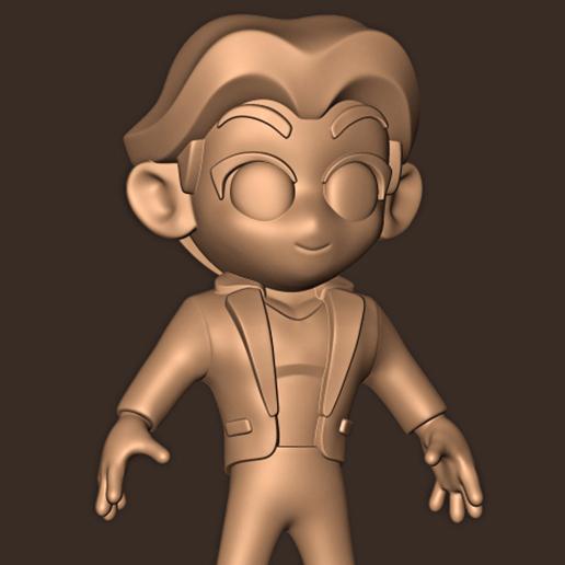 a.jpg Descargar archivo STL BTS chibi • Plan para la impresión en 3D, MatteoMoscatelli