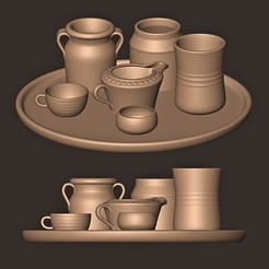 Download STL Kitchen Tools , MatteoMoscatelli