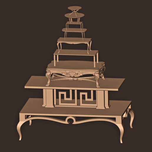 a.jpg Descargar archivo OBJ MESAS CLÁSICAS/MODERNAS • Diseño para imprimir en 3D, MatteoMoscatelli