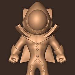 22.jpg Télécharger fichier STL Code Geass Zero Chibi • Objet pour imprimante 3D, MatteoMoscatelli