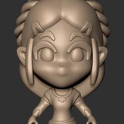Diseños 3D La leyenda de Zelda: El aliento de lo salvaje, MatteoMoscatelli