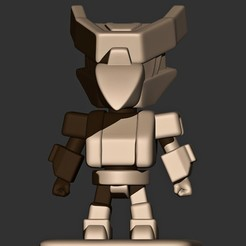 a.jpg Download OBJ file MECHA CROW // BRAWL STARS ( LEGENDARY CHARACTER ) • Design to 3D print, MatteoMoscatelli