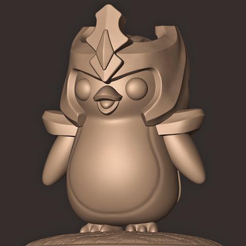a.jpg Descargar archivo OBJ Pingüino // Tácticas de lucha en equipo ( Liga de Leyendas ) TFT • Diseño imprimible en 3D, MatteoMoscatelli