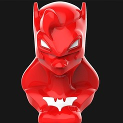111.jpg Download OBJ file batwoman bust  • 3D printing design, MatteoMoscatelli