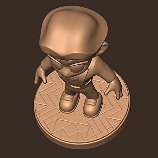 dd.jpg Descargar archivo STL BTS chibi • Plan para la impresión en 3D, MatteoMoscatelli