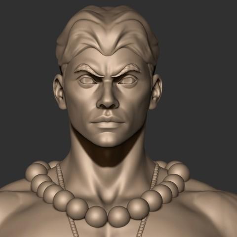 3D print model Portuguese D. Ace / ONE PIECE Real life fan art, MatteoMoscatelli