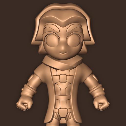 b.jpg Descargar archivo STL Paul Atreides ( Timothee Chalamet ) Dune • Objeto imprimible en 3D, MatteoMoscatelli